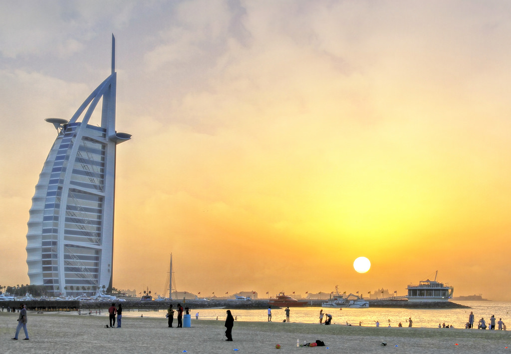 8 romantic weekend getaways in dubai dubai expats guide for Best romantic hotels in dubai