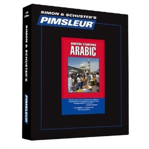 pimsleur arabic language course