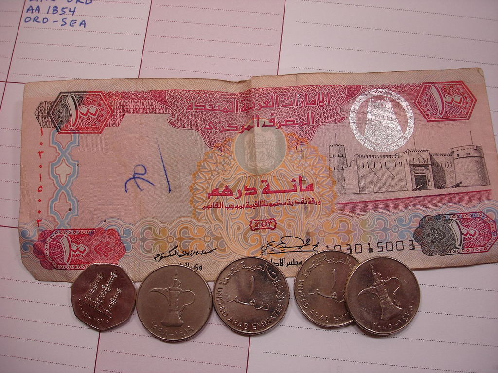 Usd To Dubai Dollar May 2020