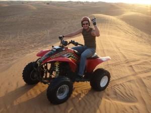 Dubai Quad bikes