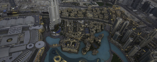 Dubai: At The Top