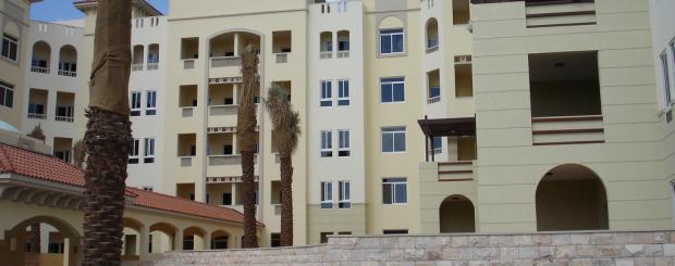 Dubai Apartment Building