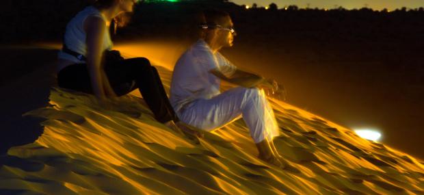 Romantic in Dubai