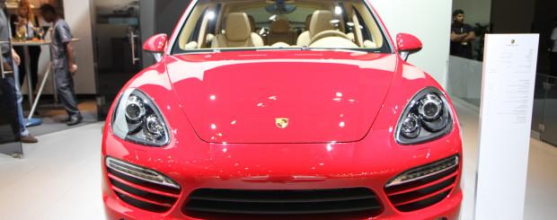 Porsche Cayenne in Dubai