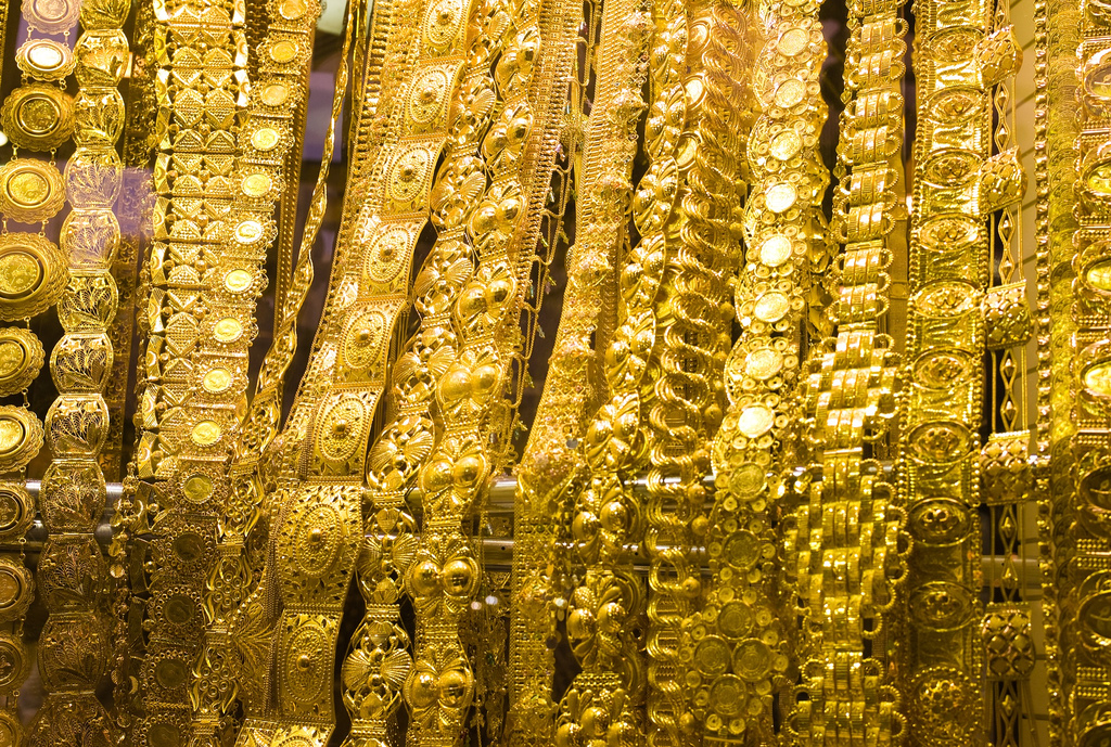 Where To Gold Bars In Dubai