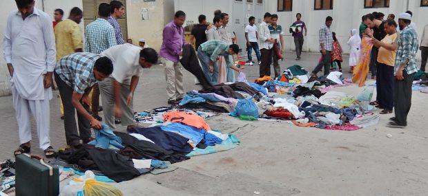 Dubai Clothes Shopping